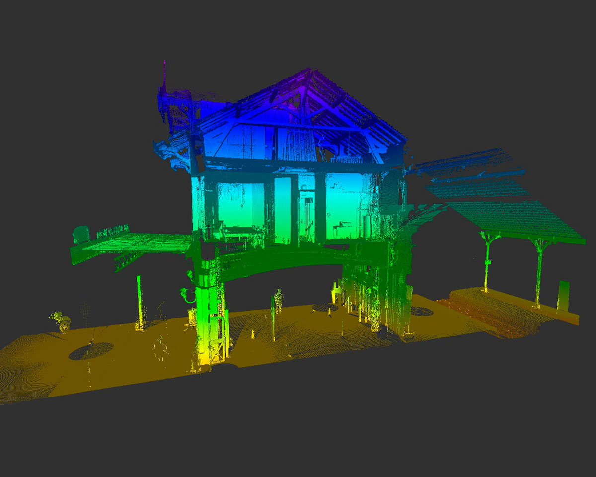 láser y escaner 3D - BIM   BIM ESCANER