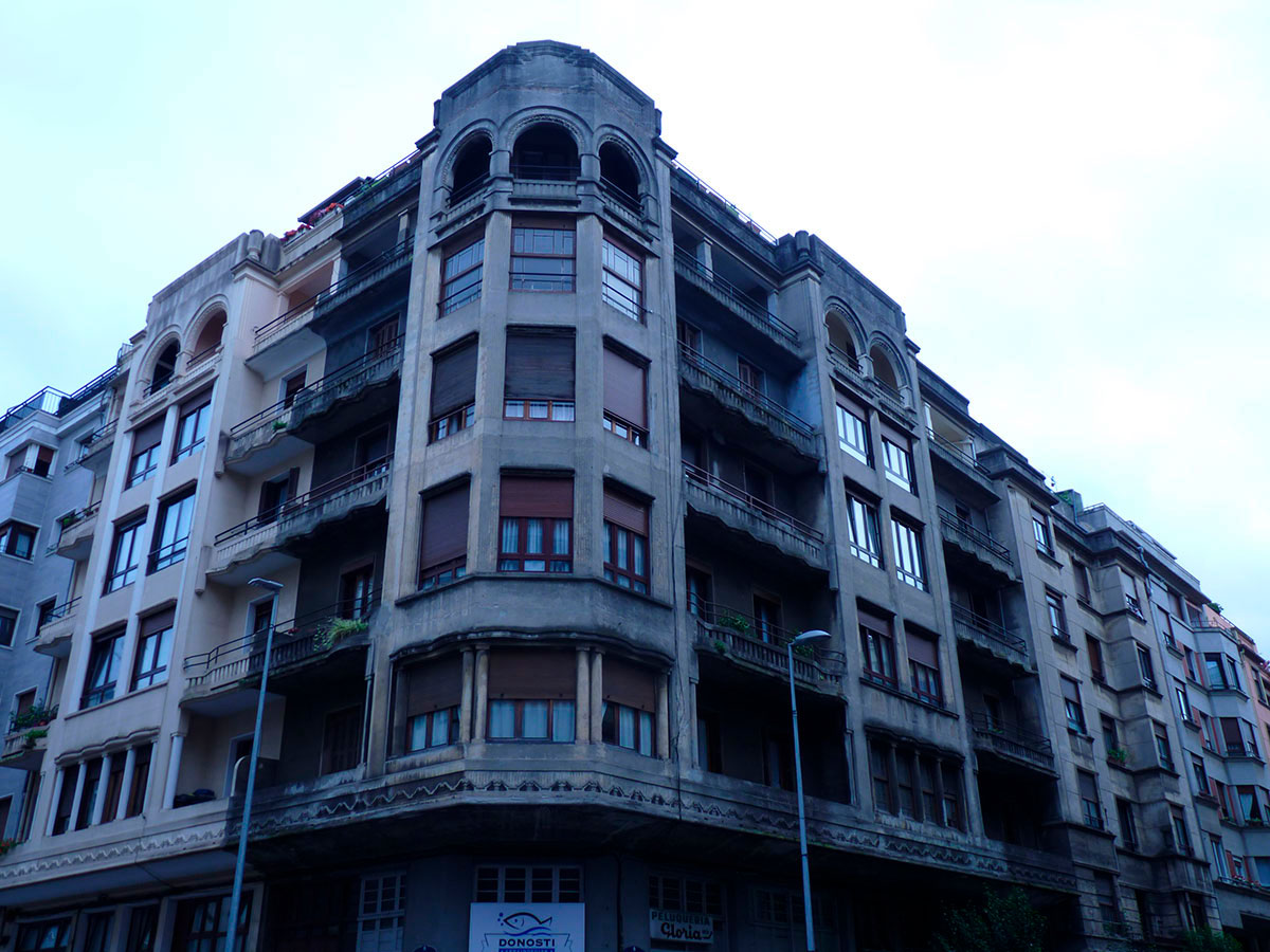 nube de puntos detallada BIM | Donostia | Euskadi | BIM ESCANER