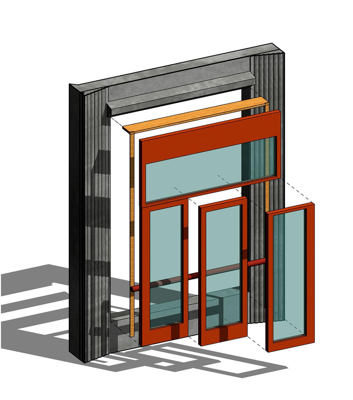 modelado bim - arquitectura | BIM ESCANER