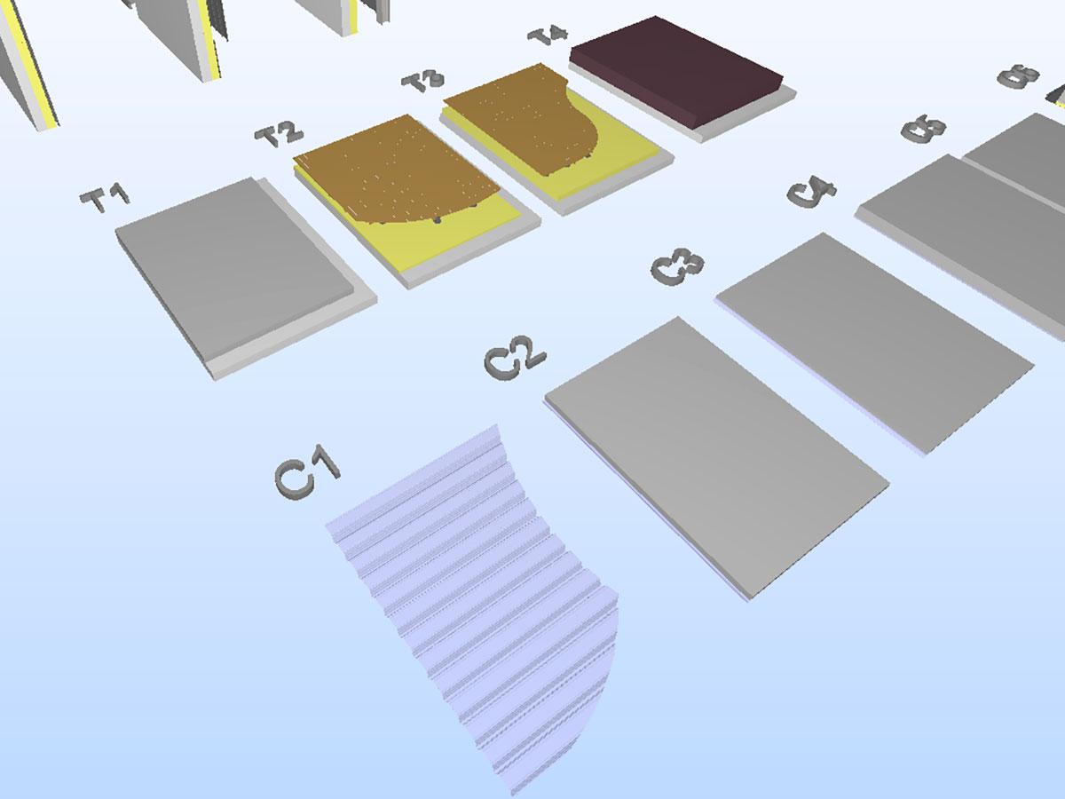 modelado bim - arquitectura - soluciones constructivas | BIM ESCANER