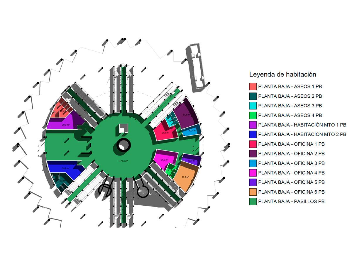 modelado BIM - Facility Management | BIM ESCANER