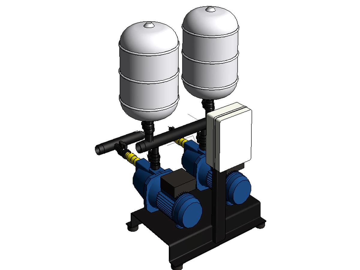 modelado BIM para monitorizar instalaciones | BIM ESCANER