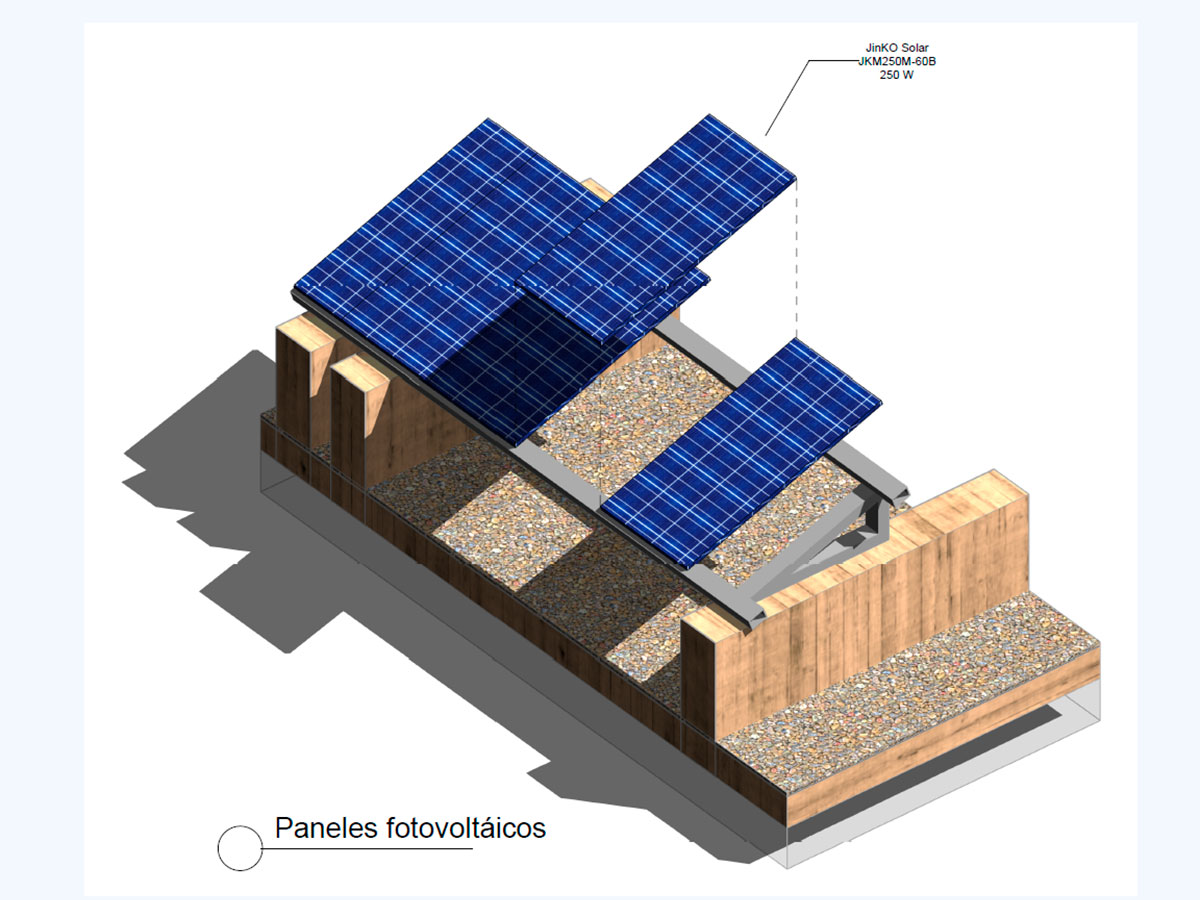 bim - monitorizacion paneles fotovoltaicos | BIM ESCANER