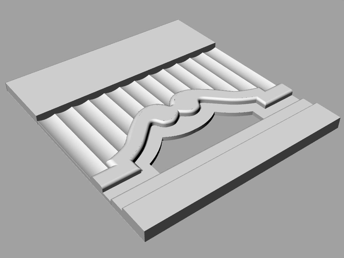 láser escáner 3D en ornamentas de fachadas | BIM ESCANER