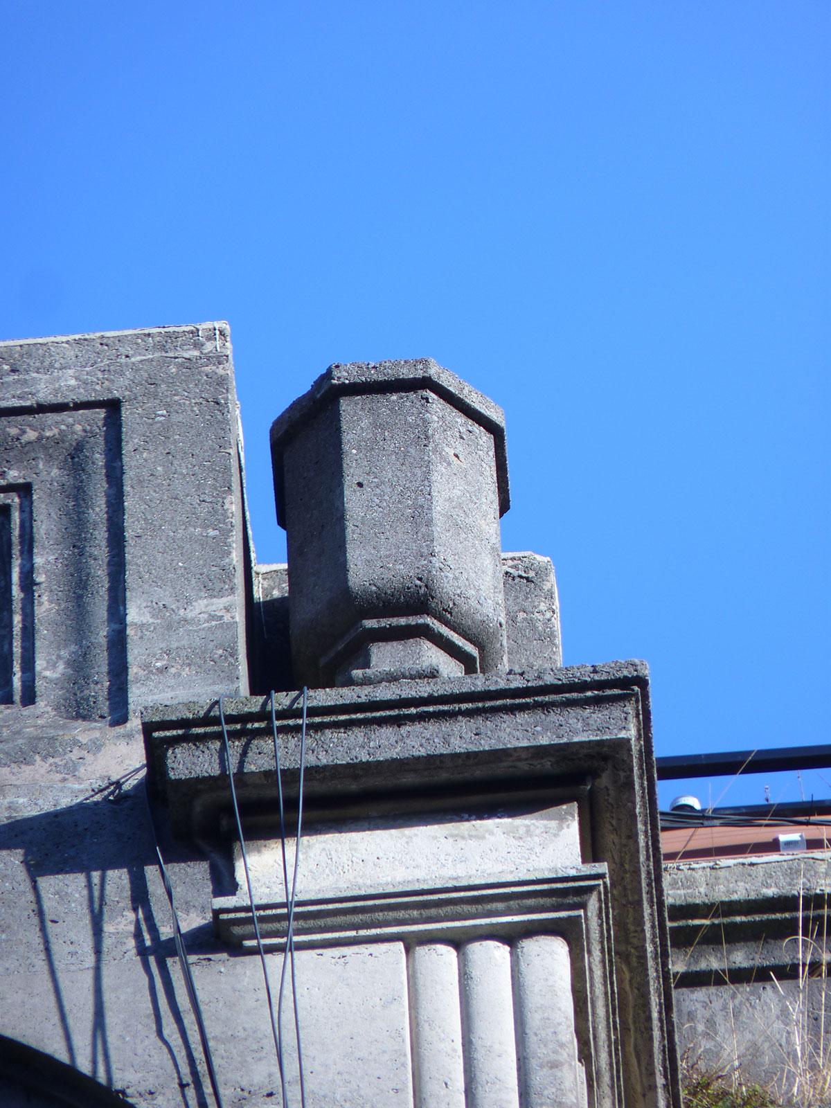 escaneado 3D - ornamentas fachadas - remates de edificios | BIM ESCANER