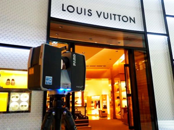 Comercio Louis Vuitton en Dubai - PROYECTOS DESTACADOS - Industria y comercio