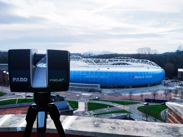 Estadio Reale Arena (Anoeta), Donostia - PROYECTOS DESTACADOS - Infraestructura