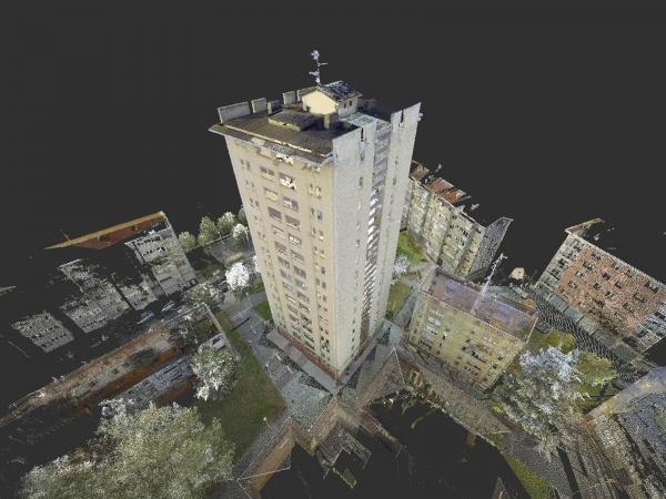 Barrio de Otxarkoaga, Bilbao - PROYECTOS DESTACADOS - Edificios residenciales